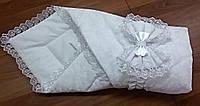 Конверт-одеяло на выписку.Элит.