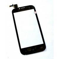 Touch screen Lenovo A670 чорний