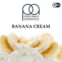 Ароматизатор TPA Banana Cream (Банановый крем) 5 мл