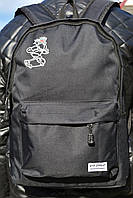 Городской спортивный рюкзак черный