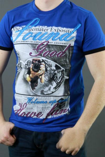 12900c6b4e4f7 Модные стильные мужские футболки 2016, цена 245 грн., купить в Хмельницком  — Prom.ua (ID#35547865)