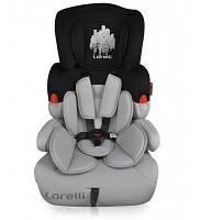 Автокресло Bertoni Kiddy black&grey skyline (9-36 кг) 