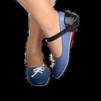 Автопятка защита для обуви Унисекс чёрный цвет