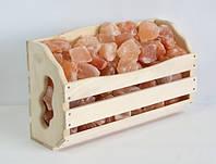 Гималайская соль, полка 10 кг