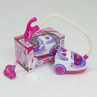 Игрушка детский пылесос звук+свет 5936
