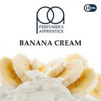 Ароматизатор TPA Banana Cream (Банановый крем) 10 мл