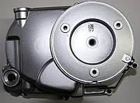 Крышка двигателя правая мопеда Актив полуавтомат
