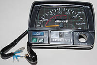 Панель приборов мопеда Дельта-70 с индикатором включенной скорости
