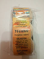 Прикормка для рыбы Технопланктон Techno (3х25г) мед