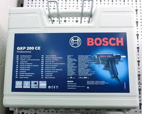 Клеевой пистолет Bosch GKP 200 CE Professional, фото 2
