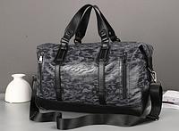 Мужская кожаная сумка. Модель 2228, фото 4