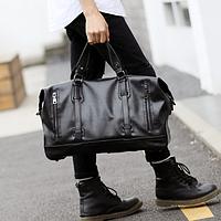 Мужская кожаная сумка. Модель 2228, фото 2