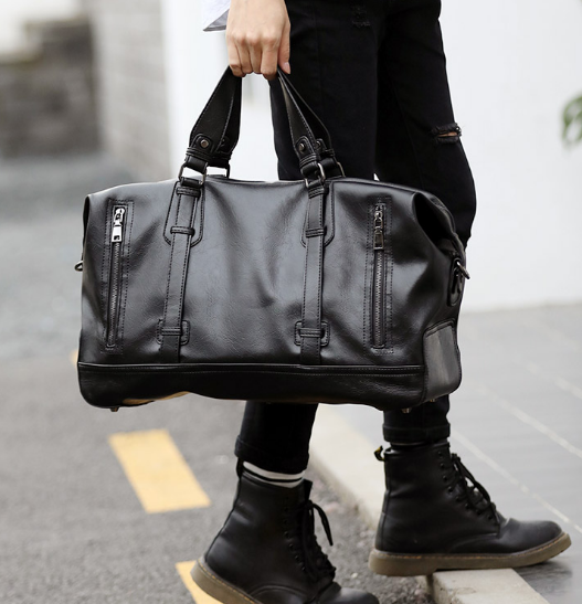 Мужская кожаная сумка. Модель 2228