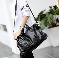 Мужская кожаная сумка. Модель 2228, фото 5