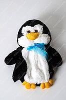 Мягкий плюшевый рюкзачок Пингвин