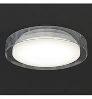 Потолочный Светильник INTELITE DECO CENOVA I304318 AC S TRANSPARENT LED