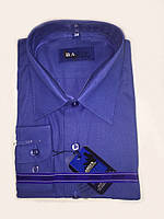 Подростковая рубашка для мальчика в расцветках 14142
