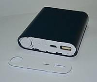 PowerBank 4x18650, черный