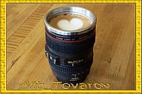 Кружка объектив Canon (Canon KD-M15) термос