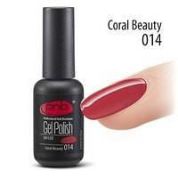 Гель-лак PNB 014 Coral Beauty