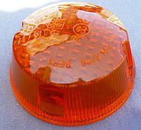 Стекло поворотов круглое ИЖ низкое оранжевое