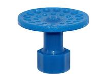 Клеевой грибок, Круглый 25 мм. Синий