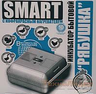Инкубатор Рябушка Smart (теновый)механический/ручной переворот 70 яиц