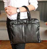 Мужская кожаная сумка. Модель 2230, фото 2