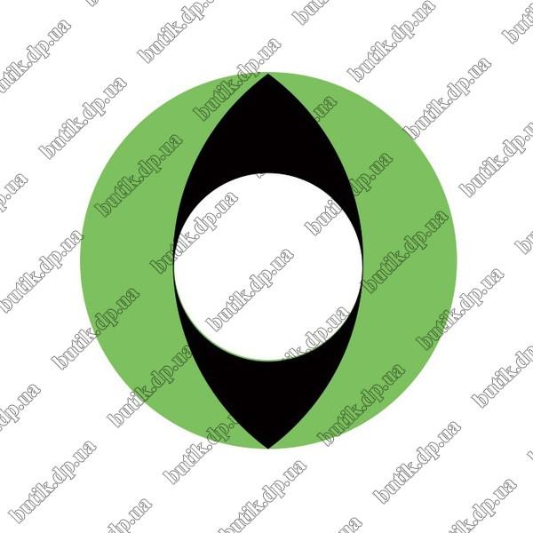Кошачие зеленые линзы для глаз купить по самым низким ценам в Украине. Большой ассортимент Бесплатная доставка