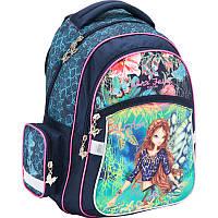 Рюкзак школьный Kite 522 Winx fairy couture W17-522S
