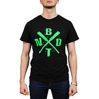 Футболка Bandit T-Shirt Zombie Cross Blk