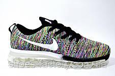 Кроссовки женские Nike Flyknit Air Max, фото 3