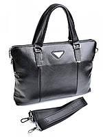 Портфель кожаный мужской 3029 Black