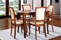 Деревянный раскладной стол Турин