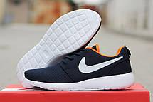 Кроссовки подростковые,женские Nike Roshe Run сетка, фото 2