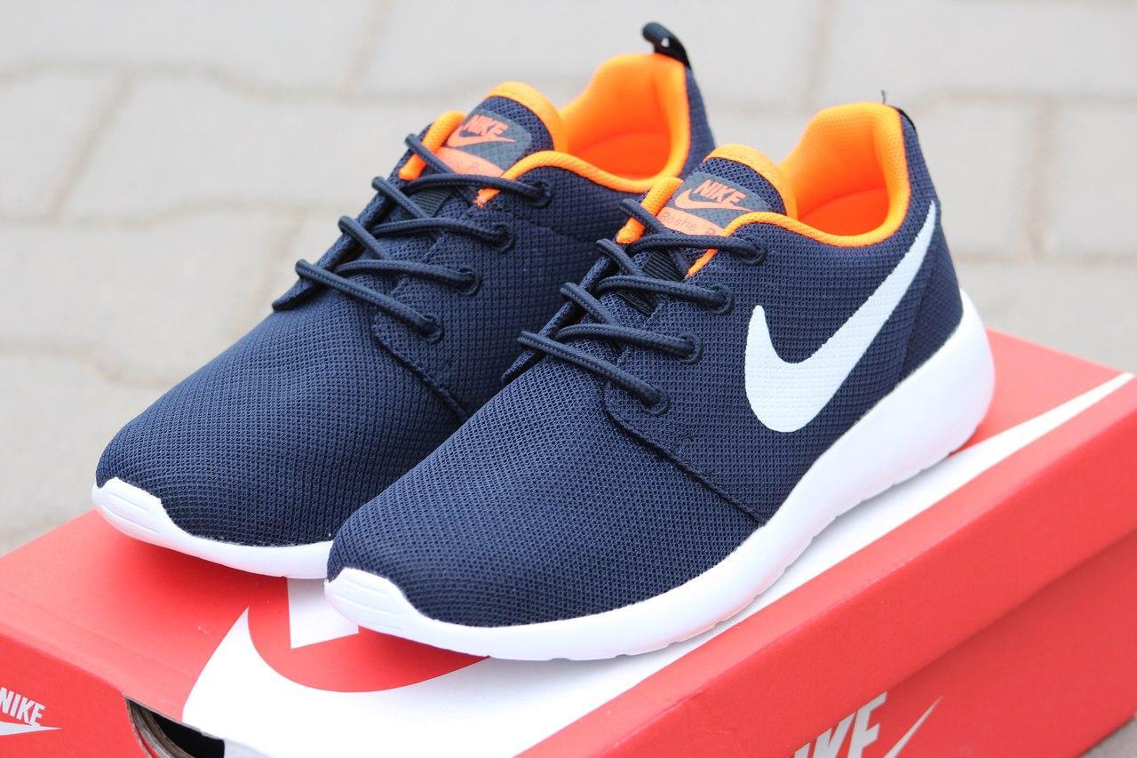 Кроссовки подростковые,женские Nike Roshe Run сетка