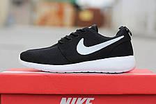 Кроссовки подростковые,женские Nike Roshe Run сетка, фото 3