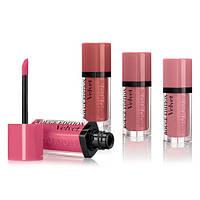 Жидкая матовая помада - Bourjois Rouge Edition Velvet Lipstick (Оригинал)
