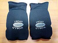 Перчатки накладки для карате World Sport