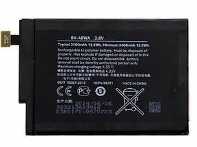 Акумулятор BV-4BWA для Nokia Lumia 1320 (ємність 3500mAh)