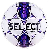 Мяч футбол Select №4 Diamond Duxon Purple ST7-DD-4. Распродажа!