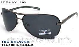 Очки TED BROWNE TB-1003-GUN-A 69□13-125