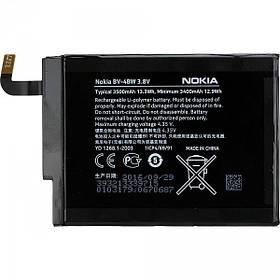Аккумулятор BV-4BW для Nokia Lumia 1520 (ёмкость 3500mAh)