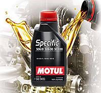Моторное масло Motul Specific 506 01 506 00 503 00 0W30 (1л)
