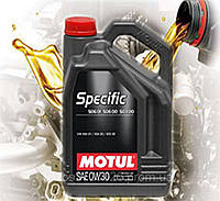 Моторное масло Motul Specific 506 01 506 00 503 00 0W30 (5л)