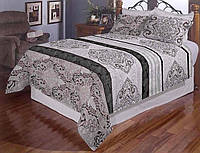Красивое постельное белье с ажурным рисунком 19127