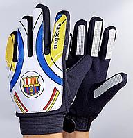 Перчатки вратарские юниорские BARCELONA (6,7)