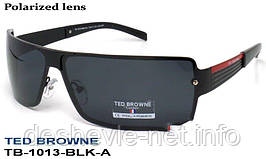 Очки TED BROWNE TB-1013-BLK-A 78□0-120