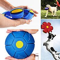 НОВИНКА! Летающий диск-мяч Phlat Ball V3 Fusion