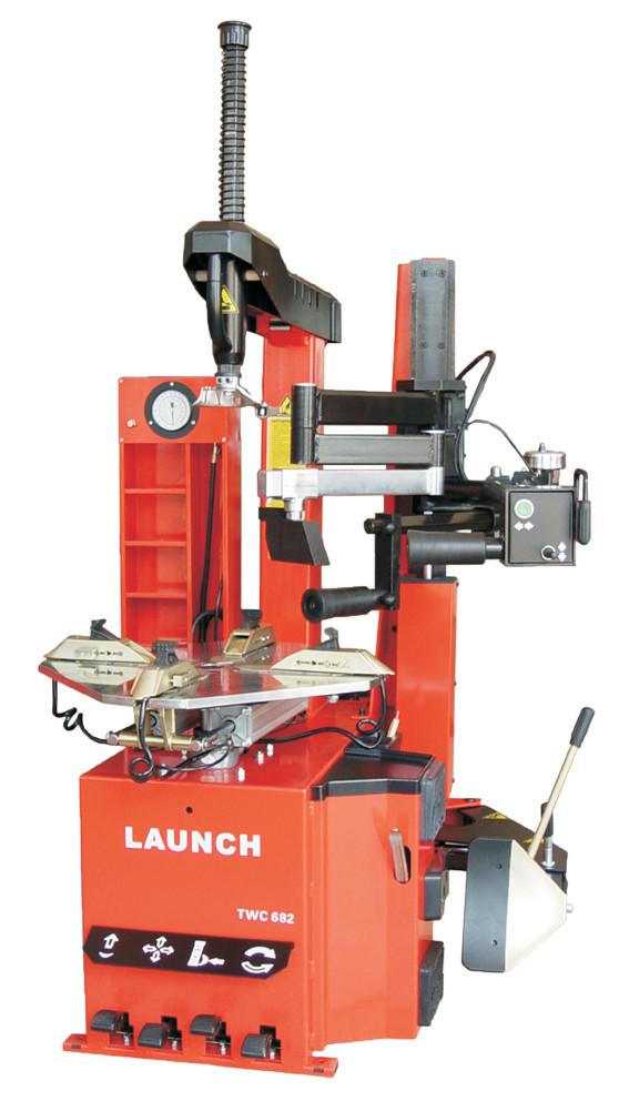 """Шиномонтажный станок автоматический, диски 11""""- 26"""" технороллер,пневмовзрыв LAUNCH TWC-682RMB"""